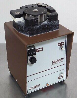 T160463 Rainin Rabbit Minipuls 2 Peristaltic Pump Two Channel