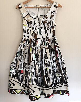 Kate Spade Dress Havana Nights City  Size 2 *EUC