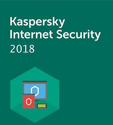 Kaspersky Internet Security 2018, 1 Year,  1 Device (PC/Mac/Android) USA/Canada! for sale  Shipping to Nigeria