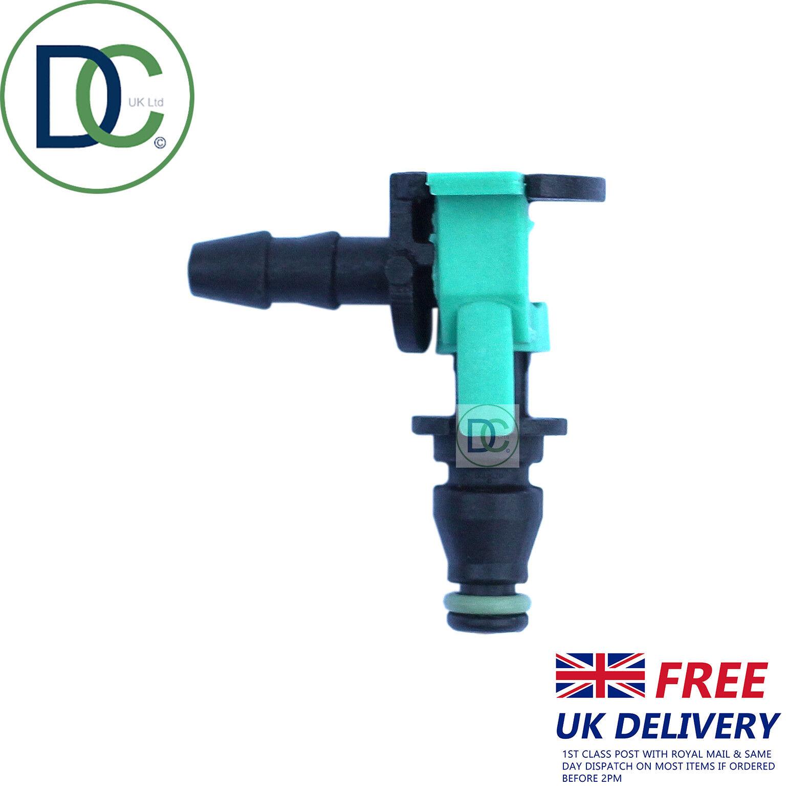 Ford Focus Diesel Injector Leak Off Connector Kit Siemens 4 Cylinder
