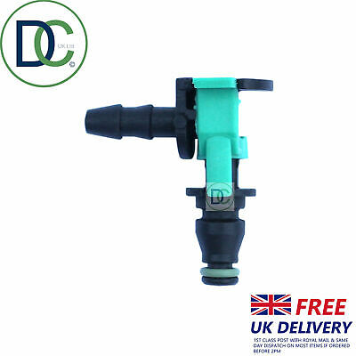 Off Connector (Diesel Injector Leak Off Connector for Ford Ranger 90 Degree)