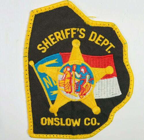 Onslow County Sheriff North Carolina Patch