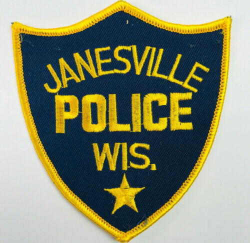 Janesville Police Wisconsin Patch