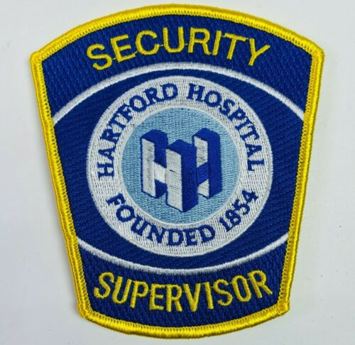 Hartford Hospital Security Supervisor Connecticut CT Patch
