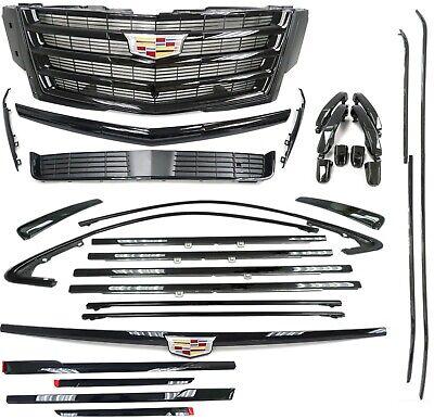 NEW OEM Escalade Blackout Kit (NOT for ESV models) Sport Edition Kit