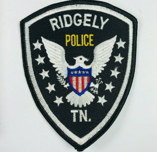 Ridgely Police Lake County Tennessee Patch