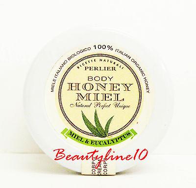 Ricette Naturali Perlier Body Honey Miel Body Cream 1.0 Oz. / 30 Ml