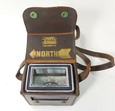 Vintage Aqua Survey And Instrument Co. Magnetic Locator Aqualocator