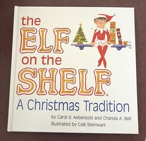 Elf on the Shelf Book (No Elf, book only!)
