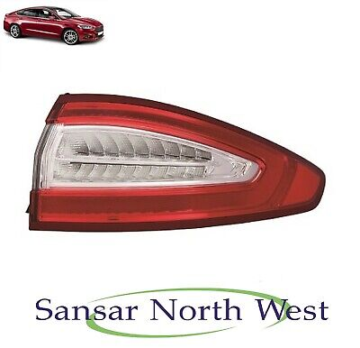 Ford Mondeo Mk3 2005-2007 Hatch//Saloon Clear Rear Tail Light N//S Passenger Left