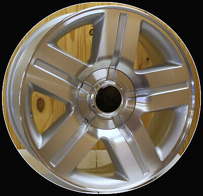 "Chevy 20"" Texas Machine Replica Wheels Rims for 2000-18 Silverado Tahoe Suburban"