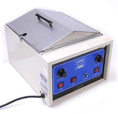 Vwr Scientific 1230 Shel-lab Water Bath Heater