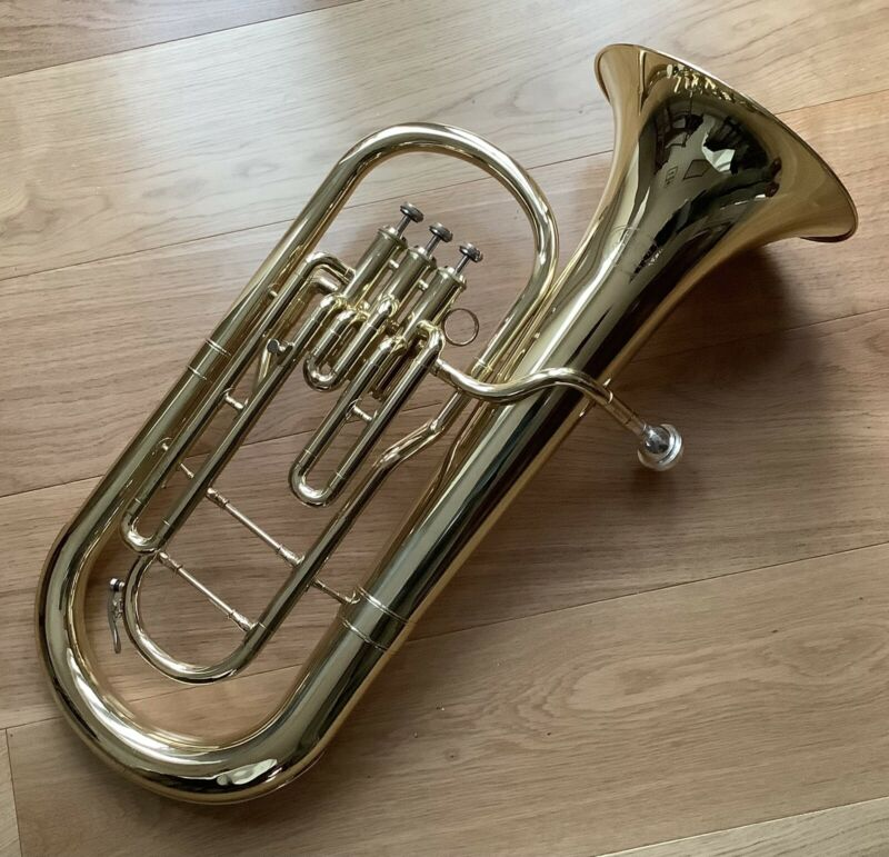 Jupiter JBR-462 Baritone Horn -  (used But Good)