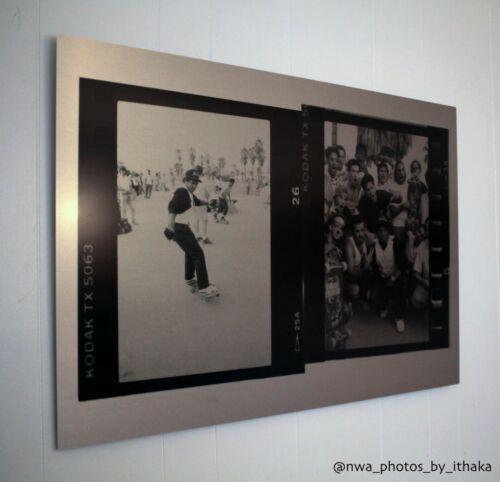 """""""Skate Outta Compton"""" gangsta rap icon Eazy E skateboarding in Venice - 1989"""