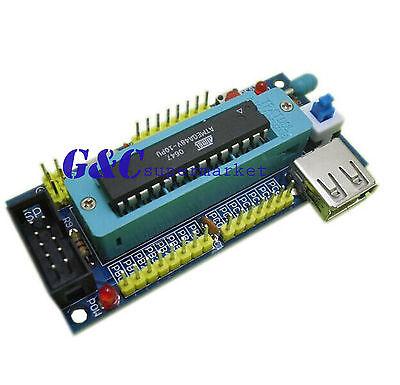 ATMEGA8 ATMEGA48 ATMEGA88 Development Board AVR (NO Chip) DIY Kit