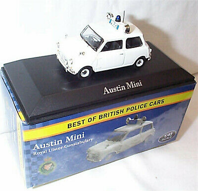 Austin Mini Royal Ulster 1-43 Scale New in box best of british police cars for sale  Shipping to Ireland