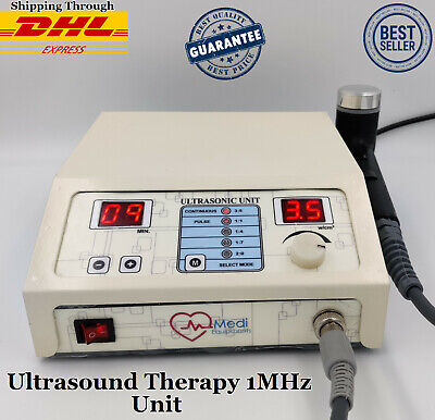 Portable Ultrasound Therapy Machine For Multi 1 Mhz Physiotherapy Massager Unit