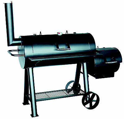 "Tepro 1049 Grill Smoker Holzkohlengrill ""Milwaukee"""