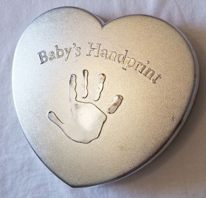 Baby Connection Baby's First Handprint Kit