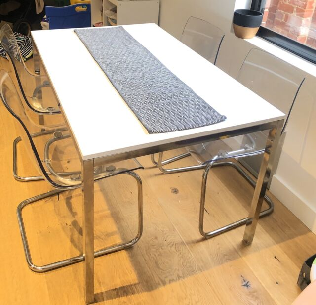 4 Dining Chairs - Pick Up Geelong