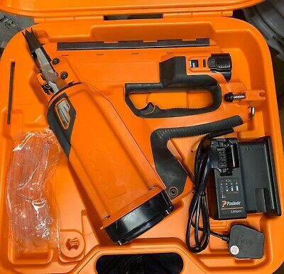 Paslode IM350+ Li-ion Gas 1st Fix Framing Nailer Nail Gun - 905900 Gas Framing Nailer