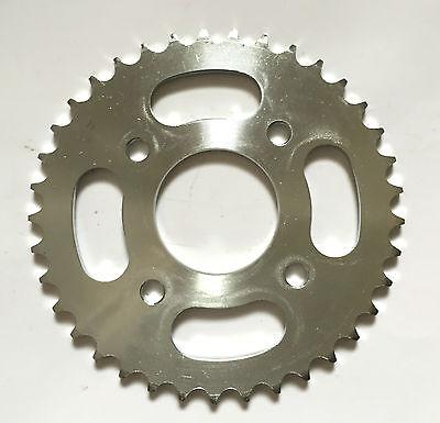 Dirtbike Pitbike Quad ATV Ritzel 48 50ccm 125ccm 37 Zähne 420 Kette NEU