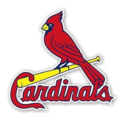 St Louis Cardinals  Decal / Sticker Die cut Louis Cardinals Die Cut Decal