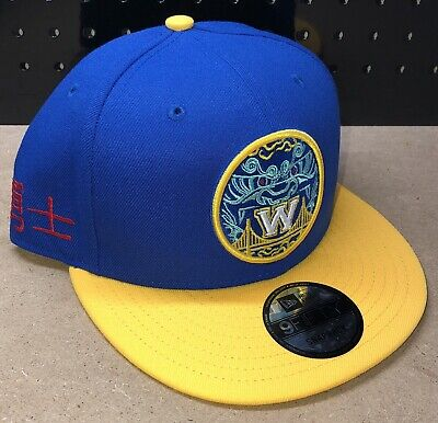 New Era Golden State Warriors Chinese New Year SnapBack Hat](Chinese New Year Hat)