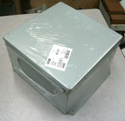 Hoffman A10106ch Enclosure Jic Box Type 12 10x10x6 A-10106ch New Old Stock
