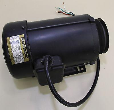 Powermatic Jointer Electric Motor Pj882 3 Hp 3 Ph
