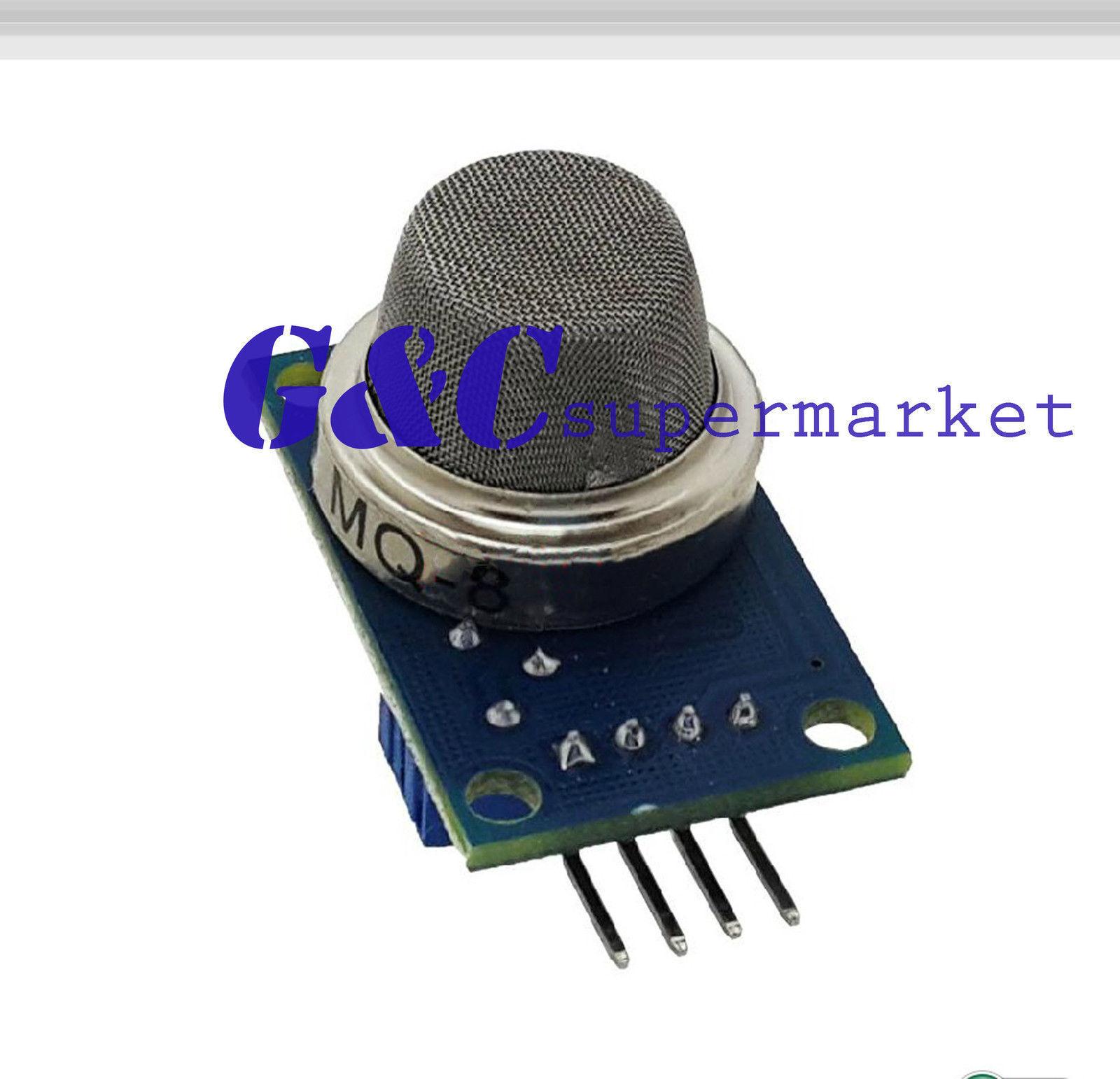 1pcs Mq8 Mq 8 Hydrogen Gas Sensor Module For 240w Electronic Ballast Circuit Ir2104 Atmega48 Controlled Arduino M27