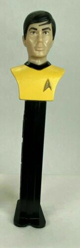 Pez Dispenser Star Trek Sulu China 5.9