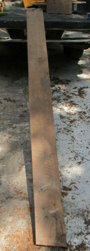 "3""x7""x84"" Red Oak Barn Wood Beam rough cut old growth NICE Mantle"