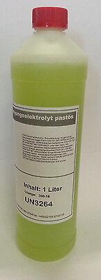 Beizgerät Carbonpinsel Pastös GEL 10L  für die Edelstahlschweissnahtreinigung