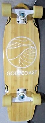 Gold Coast Skateboard PreOwned Ready for a New Owner!. Best Value Board on Ebay for sale  Montgomery