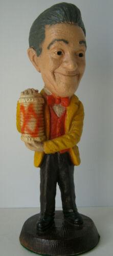 Statue of STAN LAREL EscoLike Chalkware Figure Figurine RARE! Tuscany Like