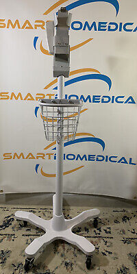 Welch Allyn Rolling Stand For Spot Check Vital Signs Patient Monitor 411330 Base