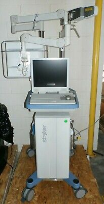 Stryker Navigation System Ii Cart 7700-100-000 W Image Guided Surgical Camera