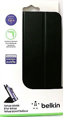 Belkin  TriFold COVER Designed for SAMSUNG mobile Galaxy Tab4 7