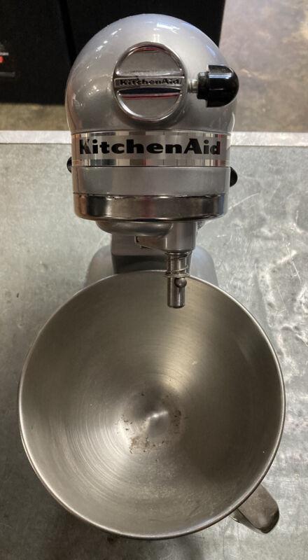 KitchenAid Artisan KSM150PSCU Tilt Head Stand Mixer Silver