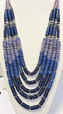 """CHICO'S 28"""" BEAD NECKLACE NWOT"""
