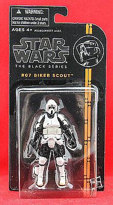 Biker Scout Imperial #07 Star Wars the Black Series 3.75