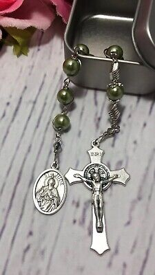 One Decade (Unbreakable Rosary, St. Jude One Decade Rosary| Catholic Chaplet |)