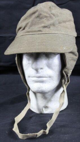 WWII British Mountain Hat Ranger Commando D-DAY Pointe Du Hoc RARE 1943 Dated