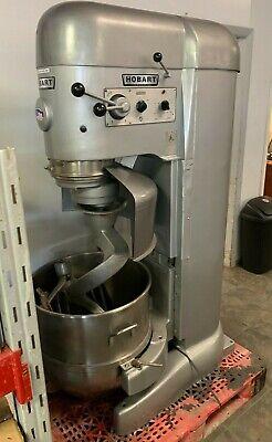 Hobart 140 Qt Bakery Dough Mixer 5 Hp 3 Phase Nice