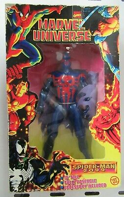 "1997 Toybiz Marvel Universe Spider-Man 2099 10"" Action Figure"