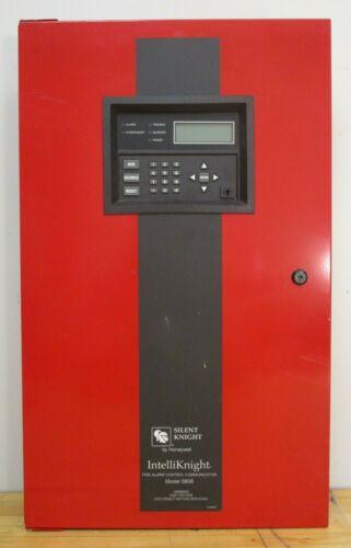 INTELIKINGHT FIRE ALARM CONTROL COMMUNICATOR MODEL 5808, SILENT KNIGHT 122723