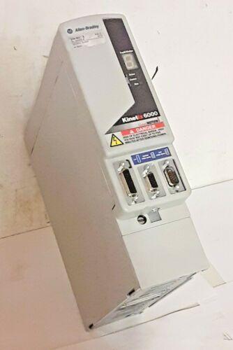 Allen Bradley 2094-bm01-s Ser C Kinetix 6000 Axis Module Servo Drive Ver 1.124