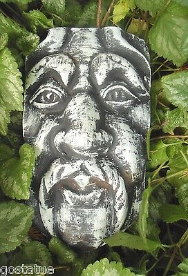 Garden Molds (Greenman garden face mold casting abs plastic)