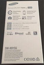 Samsung Galaxy note edge SM-N915G Glen Iris Boroondara Area Preview